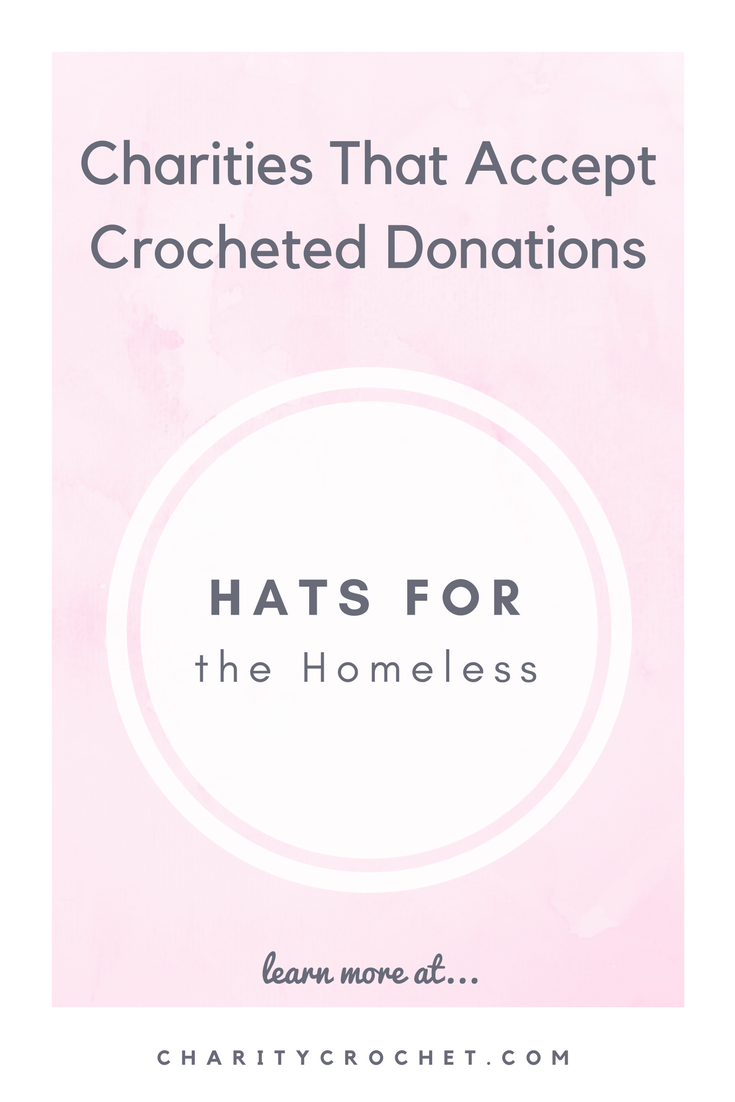 Hats for the Homeless - Charity Crochet